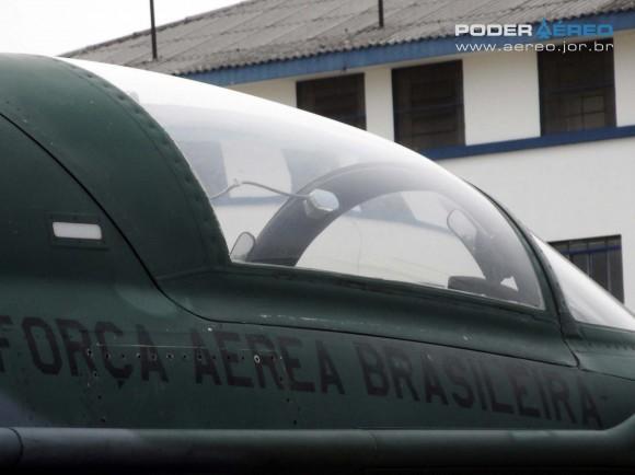 Domingo Aéreo PAMA-SP 2014 - caça F-5EM 4839 fora do Hangar 3 - foto 8 Nunão - Poder Aéreo