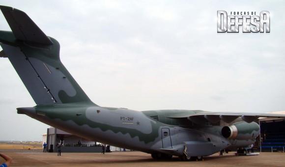 KC-390 - roll out - 21-10-2014 - foto 21 Nunão - Forças de Defesa