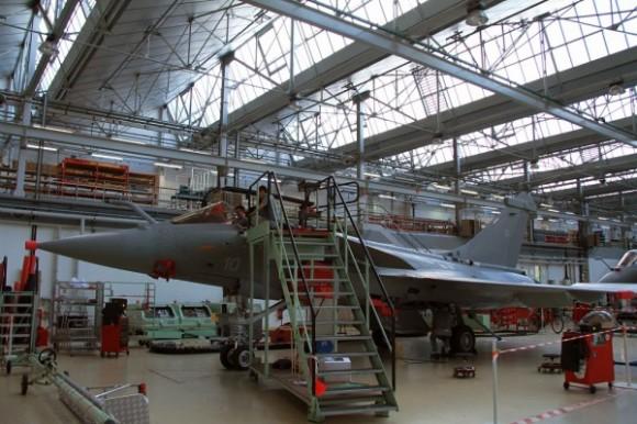 Rafale M10 em Merignac- primeiro Rafale M padrão F1 retrofitado para F3 - foto Dassault