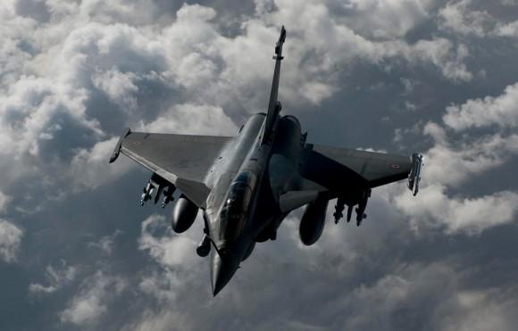caças Rafale em missão sobre o Iraque - foto 4 Min Def França