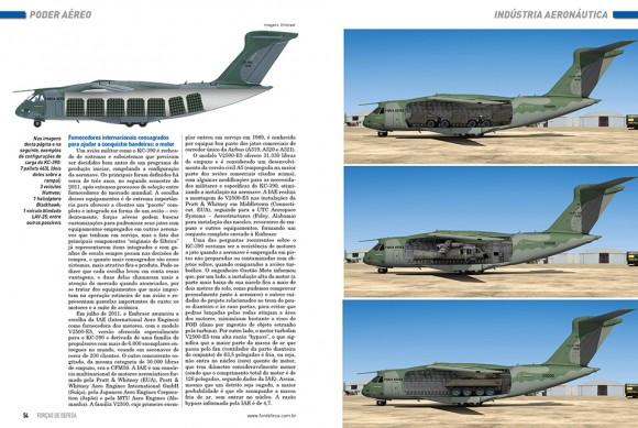 Fordefesa 12  KC-390 - 54-55