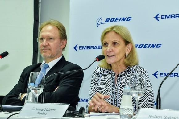Embraer y Boeing inauguran centro para biocombustibles en Br