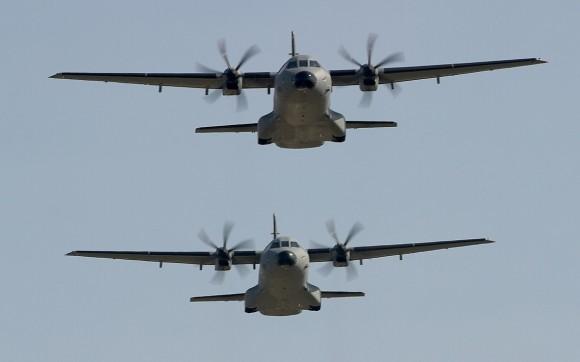 C-295M - foto Força Aérea Portuguesa