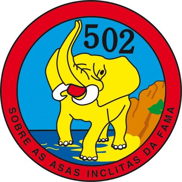 Esquadra 502 Elefantes - imagem Força Aérea Portuguesa