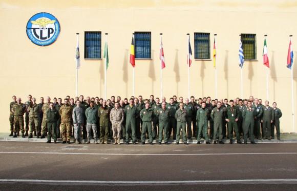 TLP 2015 na Espanha - foto 2 Força Aérea Espanhola