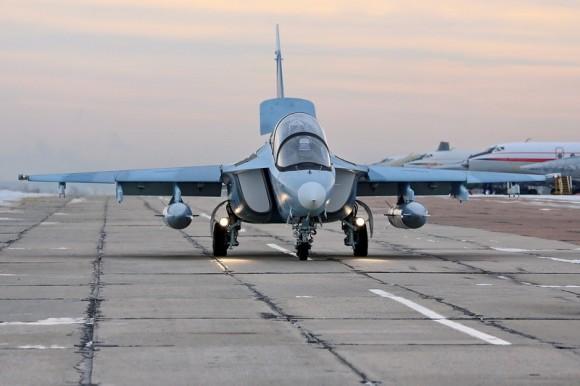 Yak-130 - 3