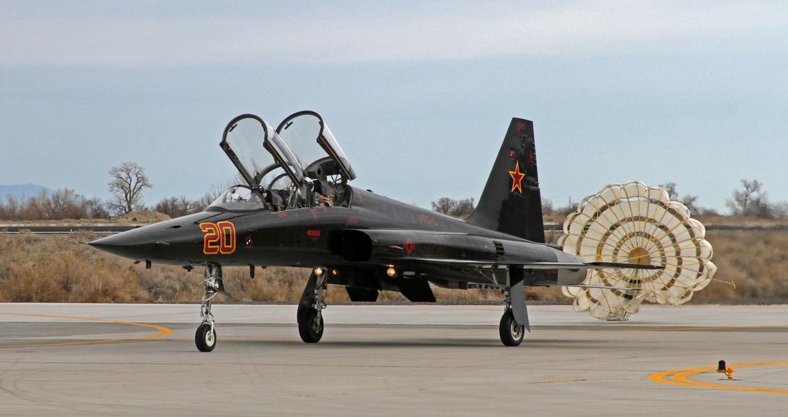 F-5 Tiger II do VFC 13 na NAS Fallon - foto 2 USN