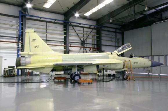 JF-17 MK2 - 1
