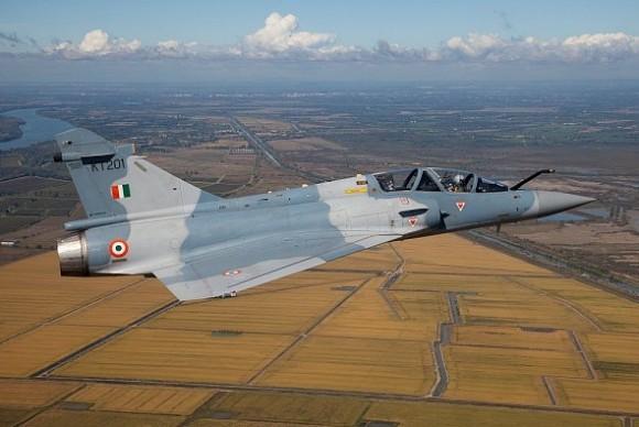 Modernização do Mirage 2000 para a Índia -  foto 4 Dassault