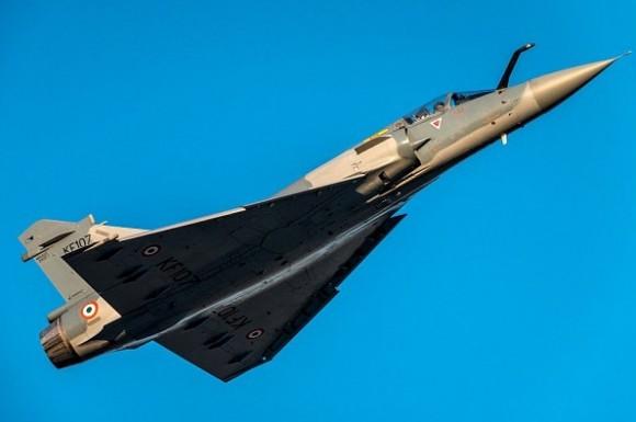 Modernização do Mirage 2000 para a Índia -  foto 6 Dassault