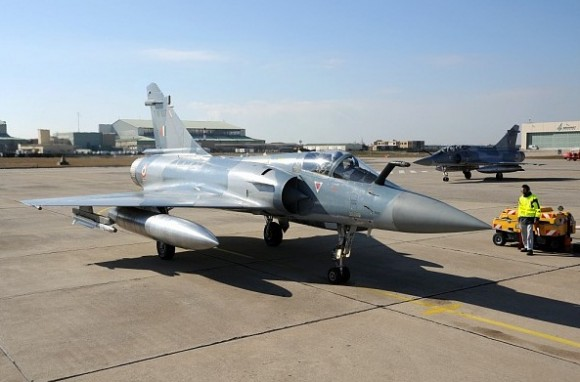 Modernização do Mirage 2000 para a Índia -  foto 7 Dassault