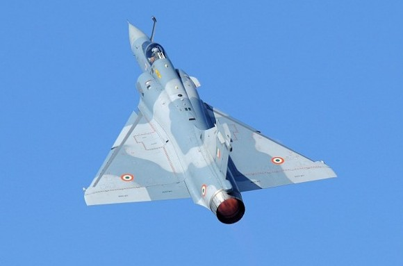 Modernização do Mirage 2000 para a Índia - foto 8 Dassault