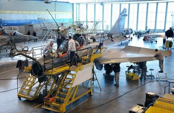 Modernização do Mirage 2000 para a Índia -  foto 9 Dassault