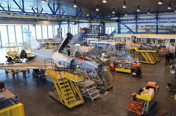 Modernização do Mirage 2000 para a Índia -  foto Dassault