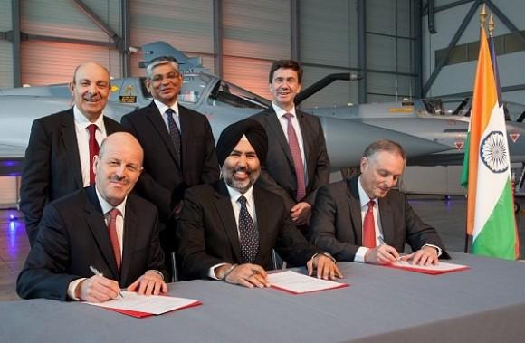 cerimônia entrega primeiros Mirage 2000 modernizados à Índia -  foto 3 Dassault