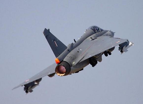 LCA Tejas - foto 2 Forca Aerea Indiana