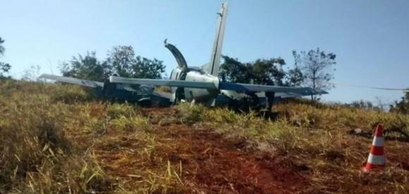 acidente EMB-110 FAB foto estado de minas 3