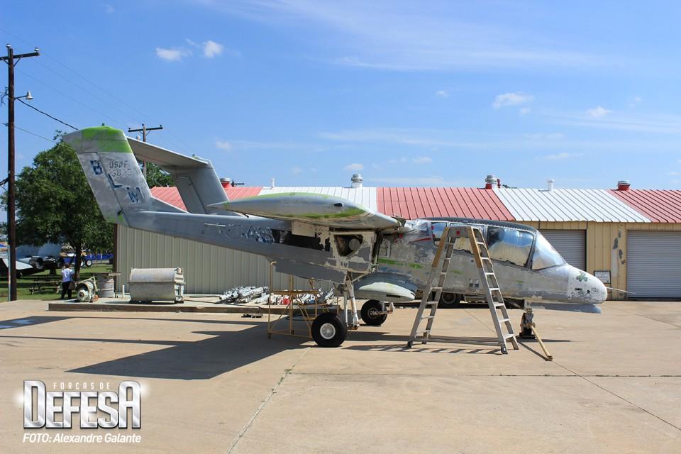 FWAM North American Rockwell OV-10A Bronco