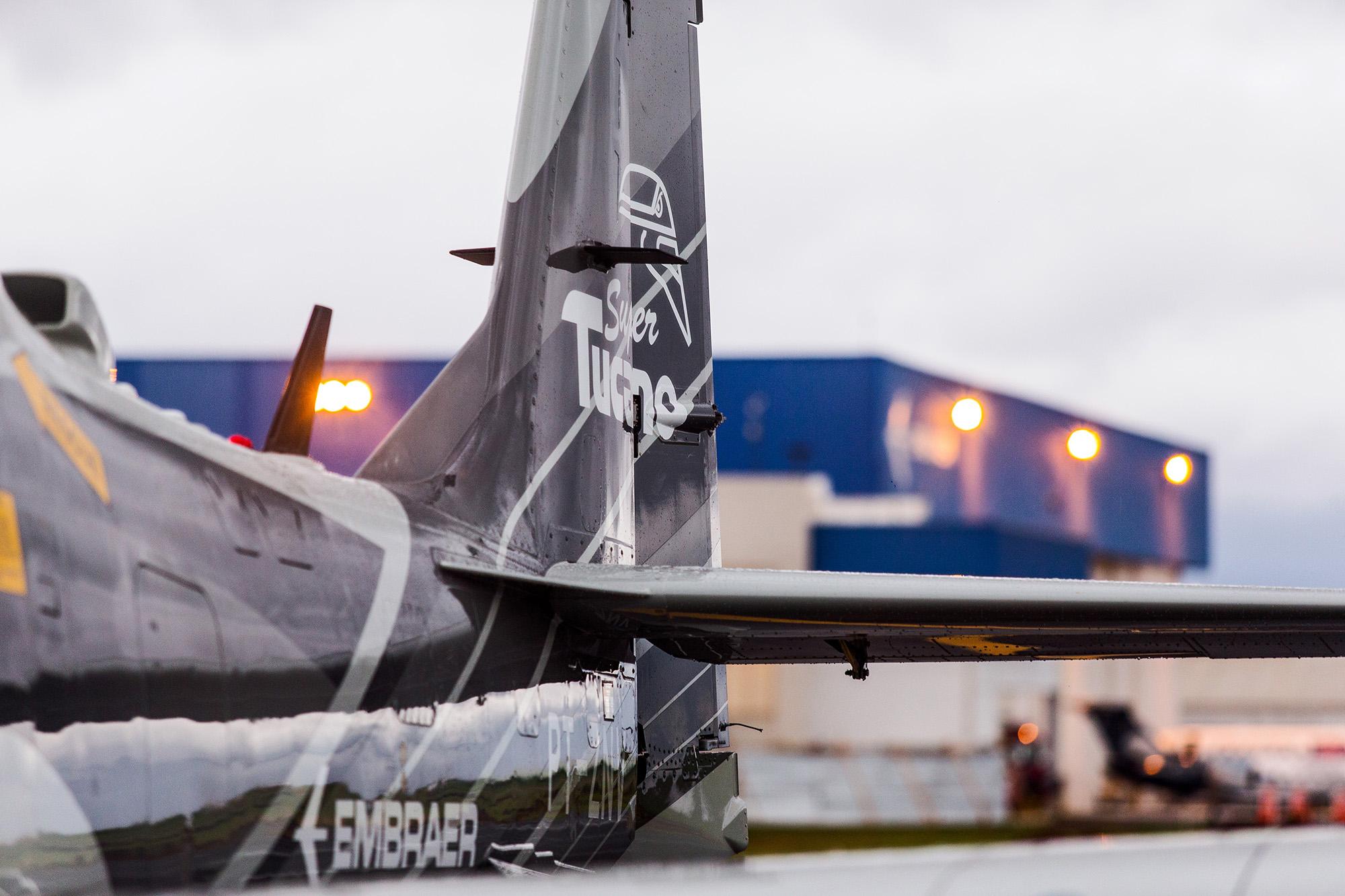 Demonstrador A-29B Super Tucano - 11