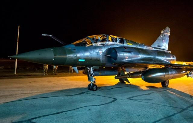 Mirage empregado em missoes contra o Estado Islamico - foto 2 Min Def Franca