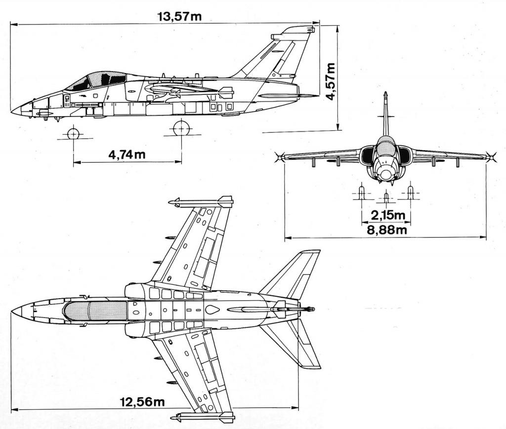 AMX - 3 vistas