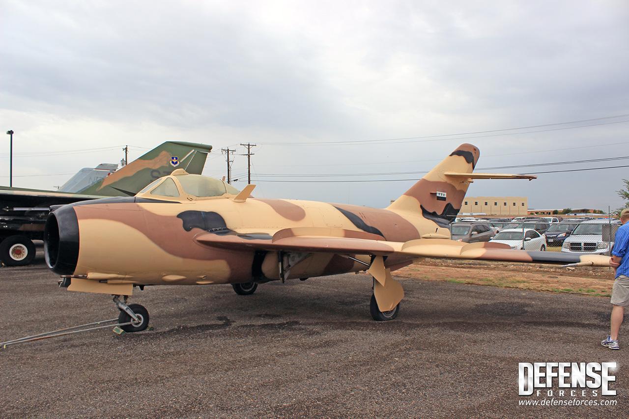 Fuerza Aérea Conmemorativa (CAF) CAF-MiG-17-3