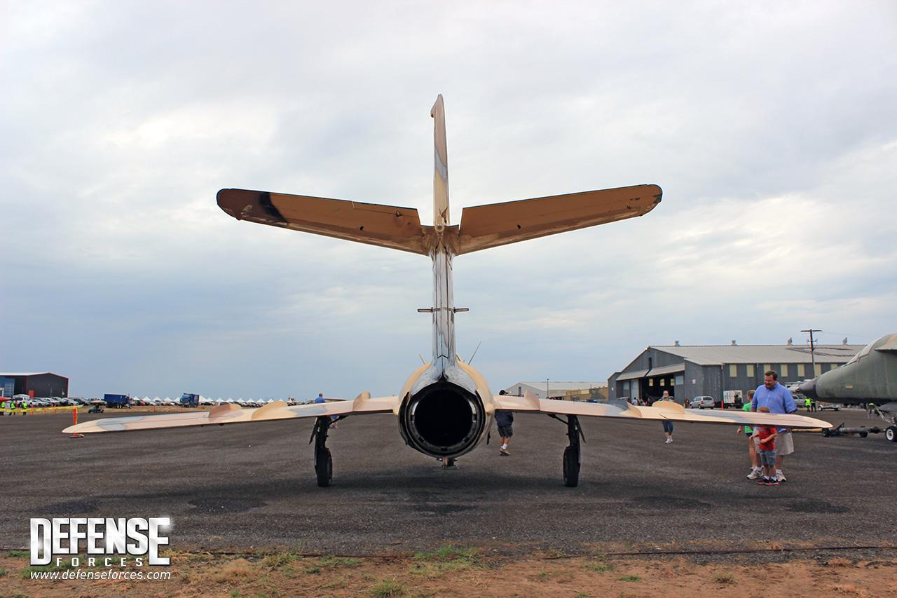 Fuerza Aérea Conmemorativa (CAF) CAF-MiG-17-6