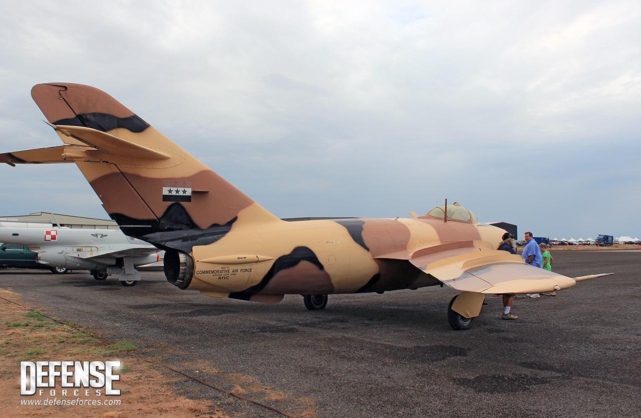 Fuerza Aérea Conmemorativa (CAF) CAF-MiG-17-7