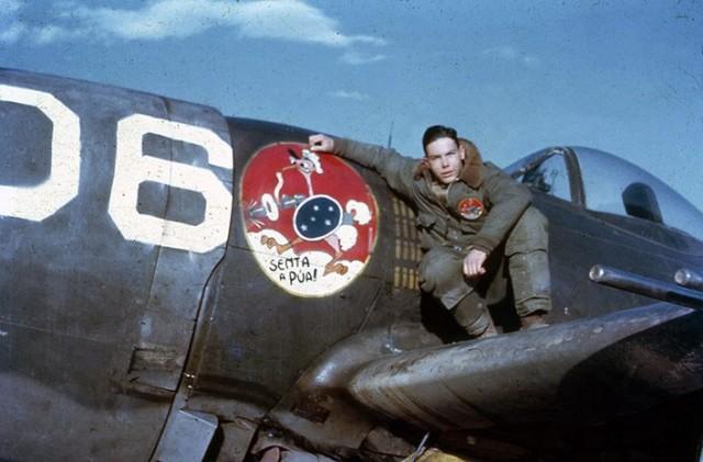 O Tenente Aviador Roberto Tormin Costa