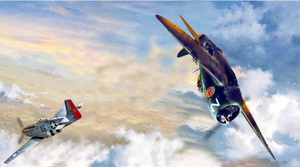 P-51 x P-47