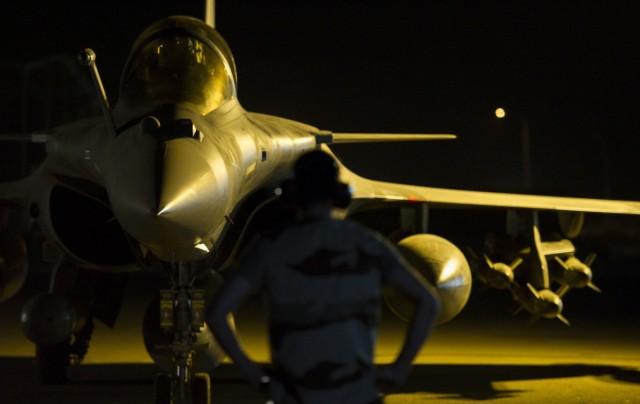 Rafale - foto Forca Aerea Francesa via Dassault