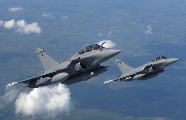 Rafale - foto K Tokunaga - Dassault