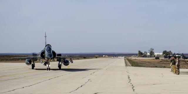 Mirage 2000N - ultimo voo na op Chammal - foto Forca Aerea Francesa