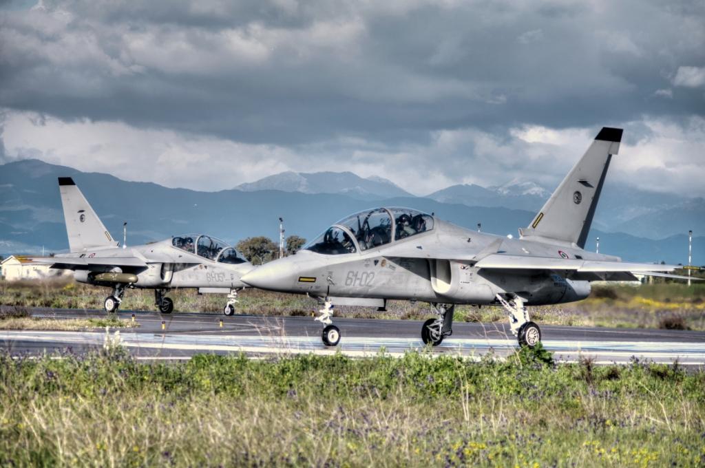 M-346 - foto 3 Forca Aerea Italiana