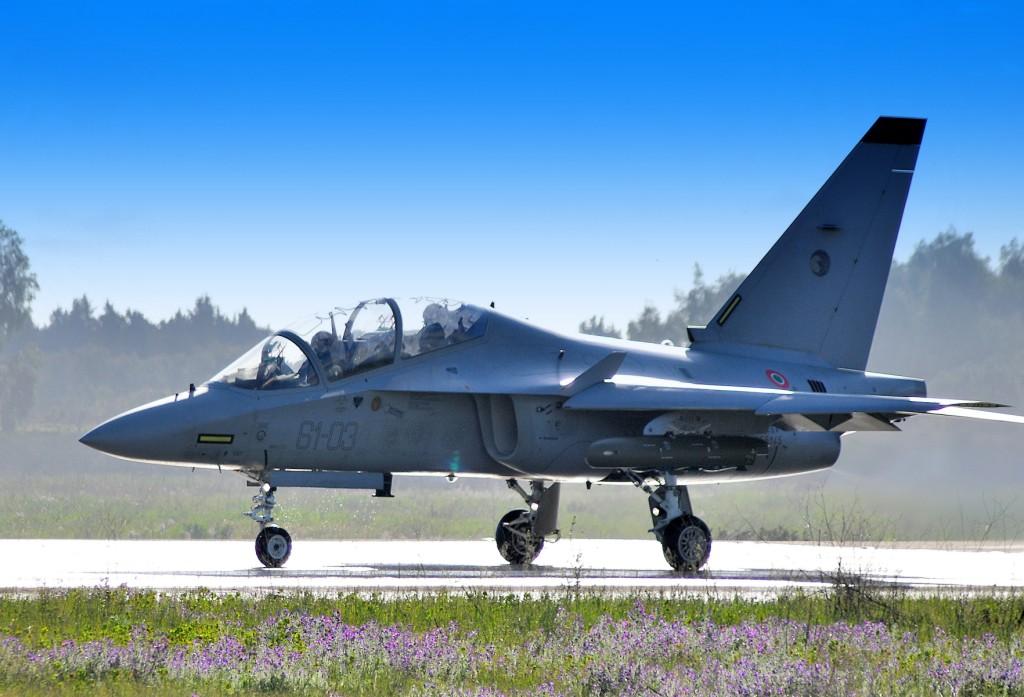 M-346 - foto 5 Forca Aerea Italiana