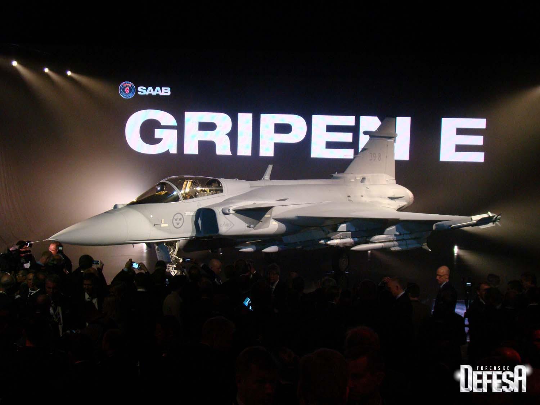 roll out Gripen E - 18-5-2016 - foto 22 Nunao - Poder Aereo