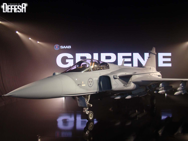 roll out Gripen E - 18-5-2016 - foto 7 Nunao - Poder Aereo