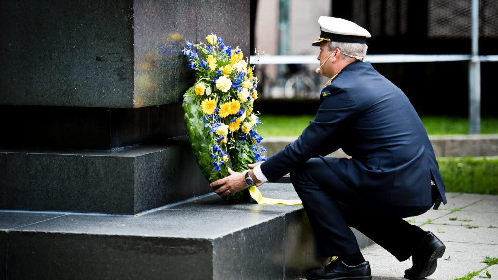 90 anos Forca Aerea Sueca - foto 3 Forcas Armadas da Suecia