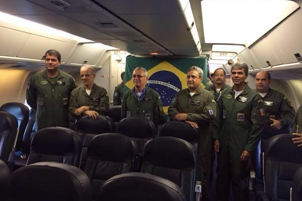 recebimento Boeing 767-300ER - FAB 2900 - foto 4 FAB