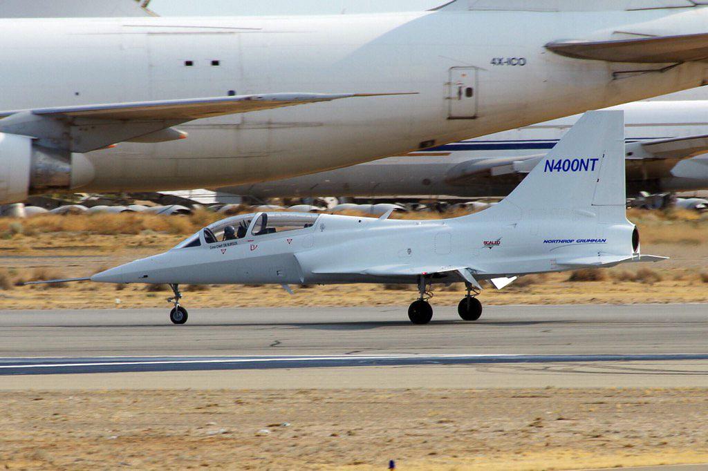 Northrop T-X