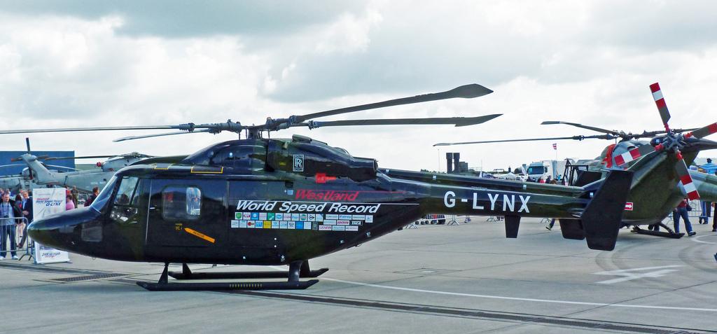 Westland Lynx G-LYNX