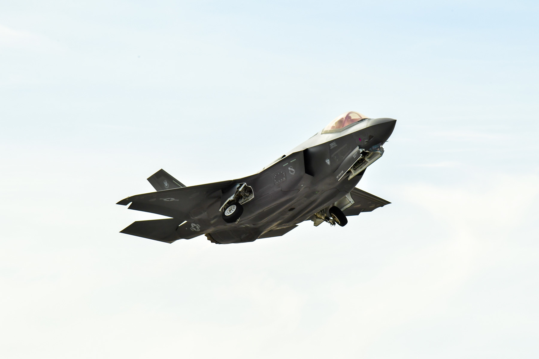 F-35A proving its worth at Red Flag combat exercise