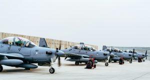 A-29 Super Tucano do Afeganistão