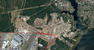 Eglin AFB - McKinley Climactic Laboratory