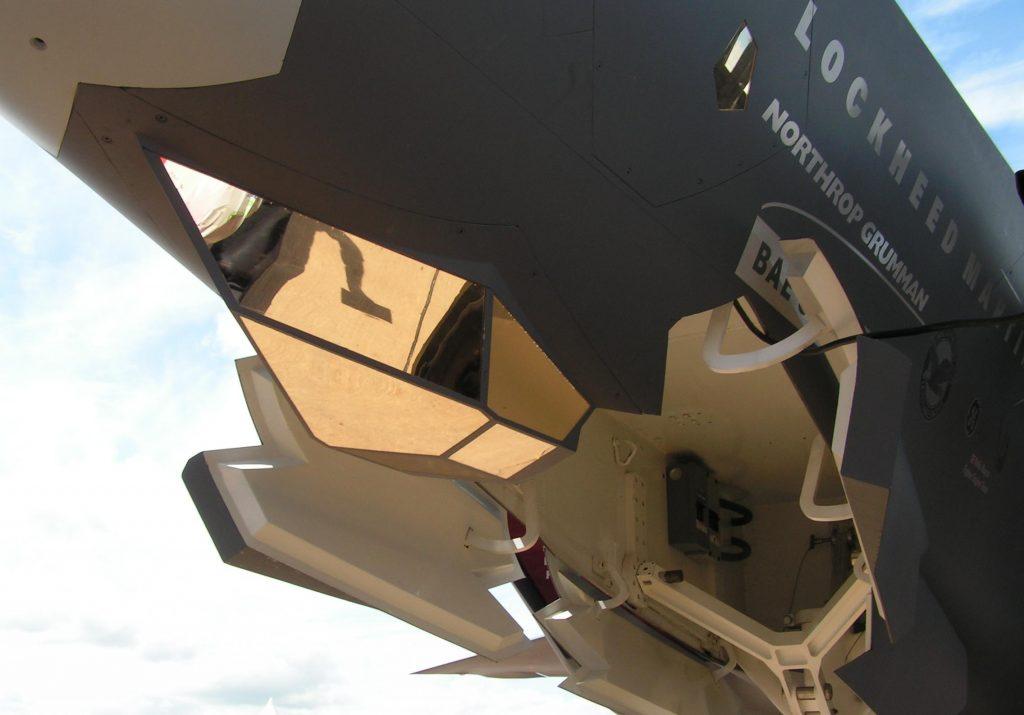 EOTS F-35