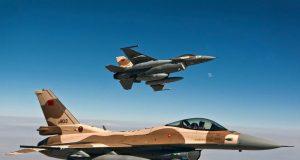 F-16C do Marrocos