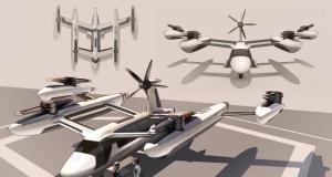 Flying Uber