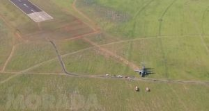KC-390 fora da pista