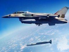 Rampage sendo lançado de um F-16I