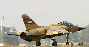 Mirage F1 do Irã